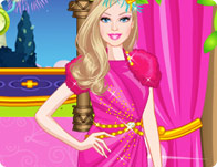 Barbie Celebrity Princess Dress Up