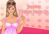 Barbie College Makeup