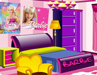 Barbie Fan Room Decoration