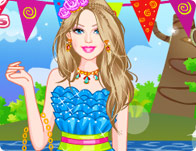 Barbie Graduation Party Dress Up