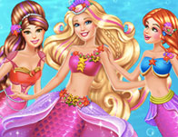 Barbie Mermaid Coronation
