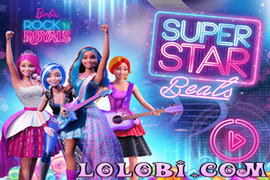 Barbie Superstar Beats