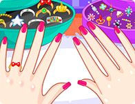Beauty nail salon