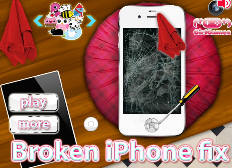 Broken IPhone Fix