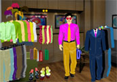 Businessman Dress Up
