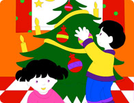 Christmas Fun Coloring
