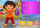 Dora Out To Park Dress Up