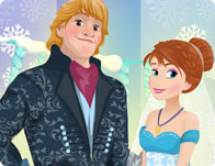 Frozen Wedding Day