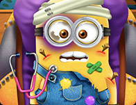 Minion Injured Helpame