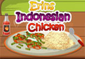 Peppys Cooking Class – Erins Indonesian Chicken