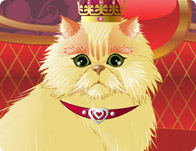 Royal Cat King
