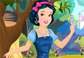 Snow White Fantastic Dress Up