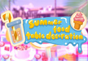 Summer Food Decoration
