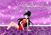 Winx Fairy Princess